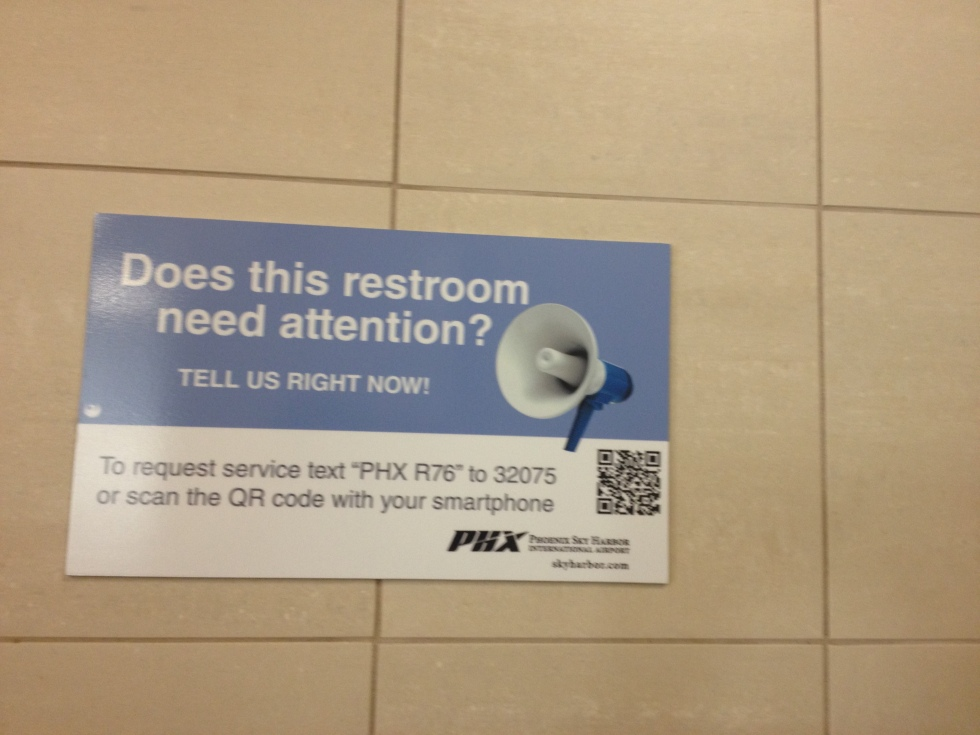 QR Codes for Customer Experience