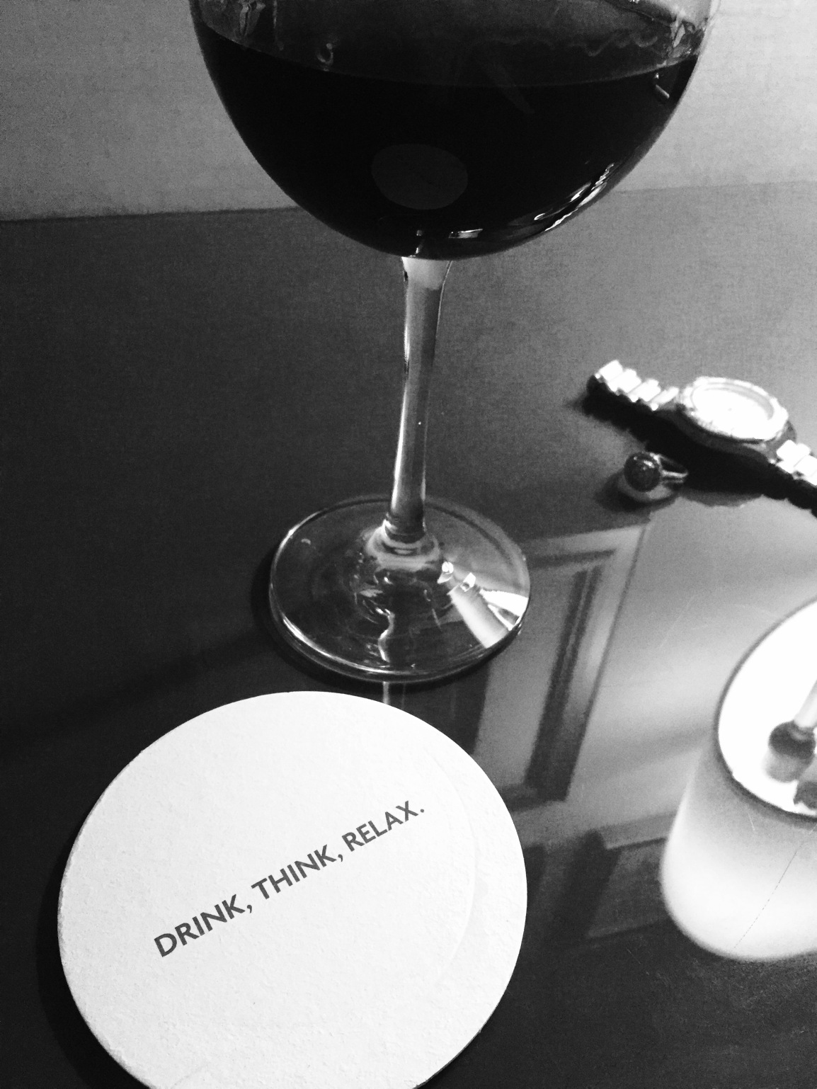 Drink Think Relax