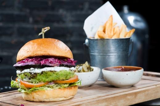 Veggie Burger iStock_000061310848_Large