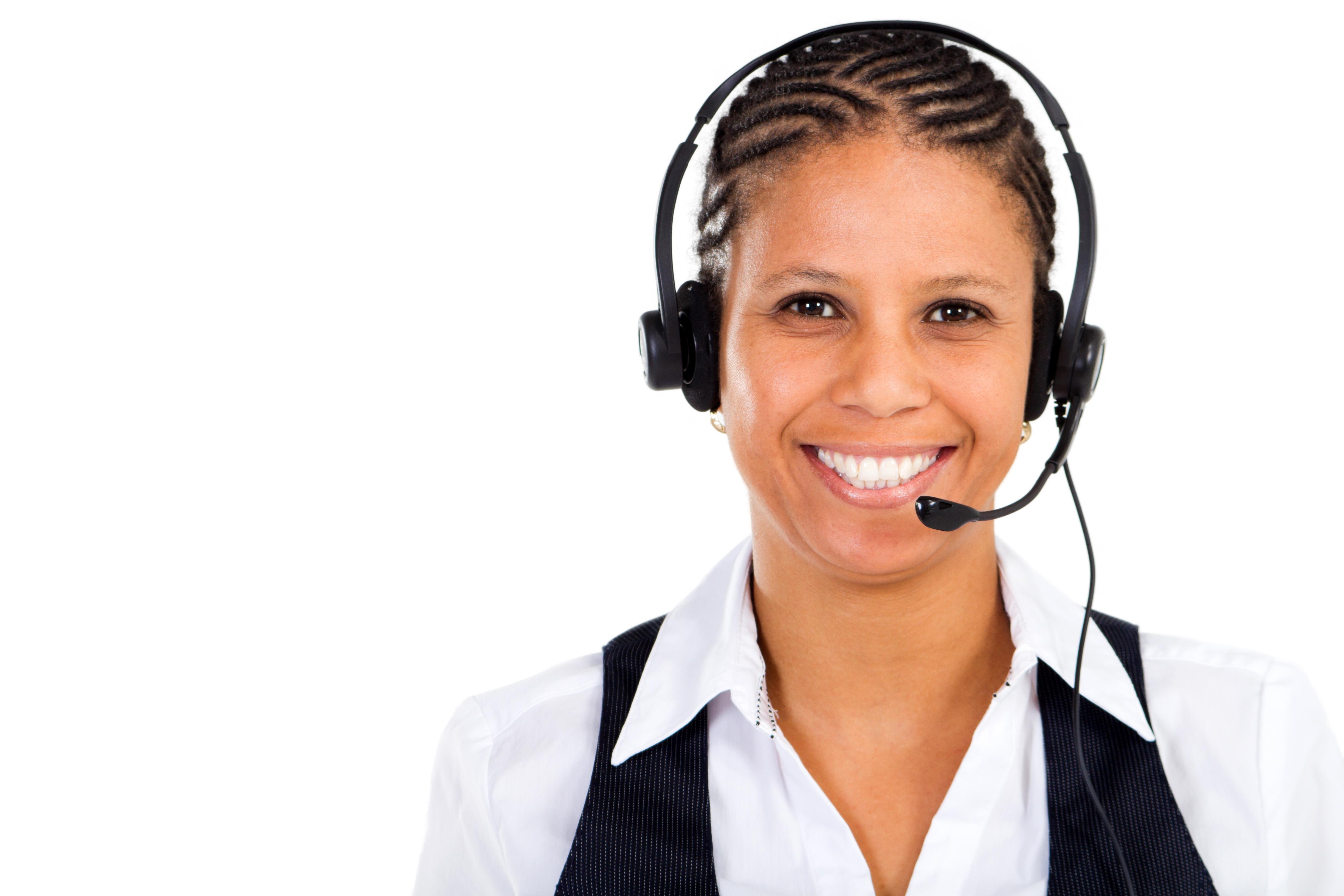african american telephone operator