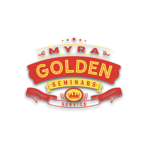 Myra Golden Logo